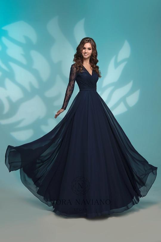 Длинные вечерние платья в пол  купить в СПб, цены от салона «ИнтерСтиль» ac910193079