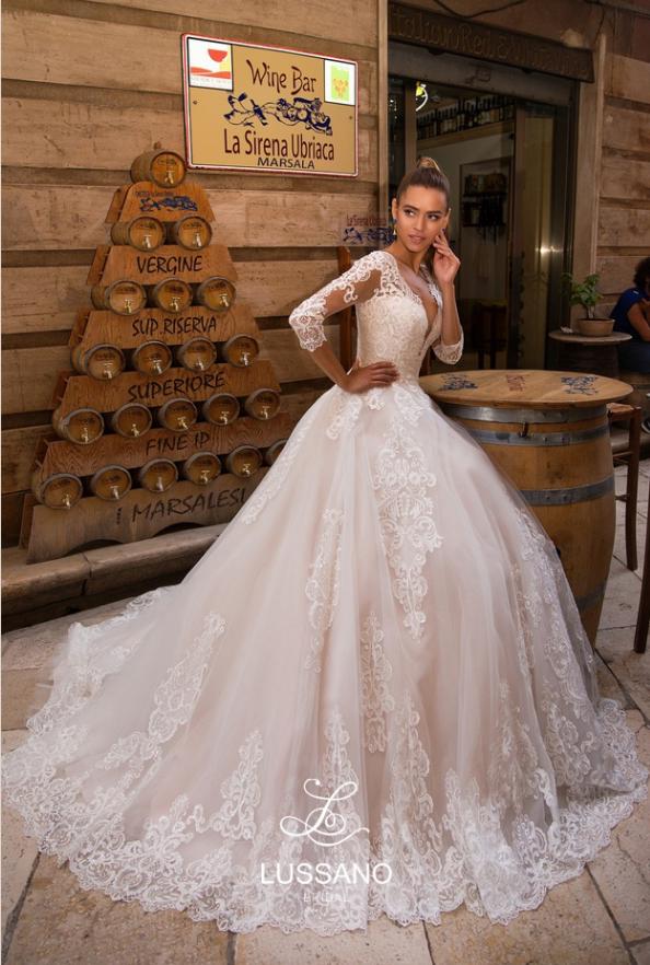 cb4ccf032c0 Купить дорогие свадебные платья - каталог 2018-2019