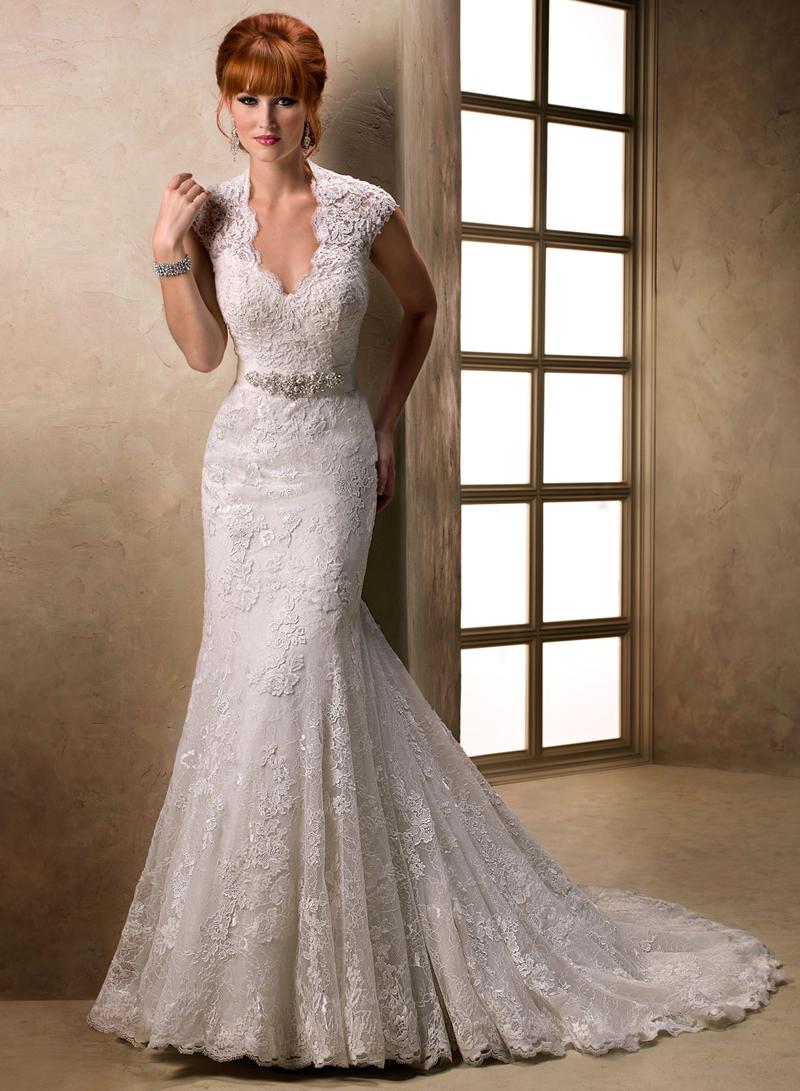 Свадебное платье carolina 12403bb