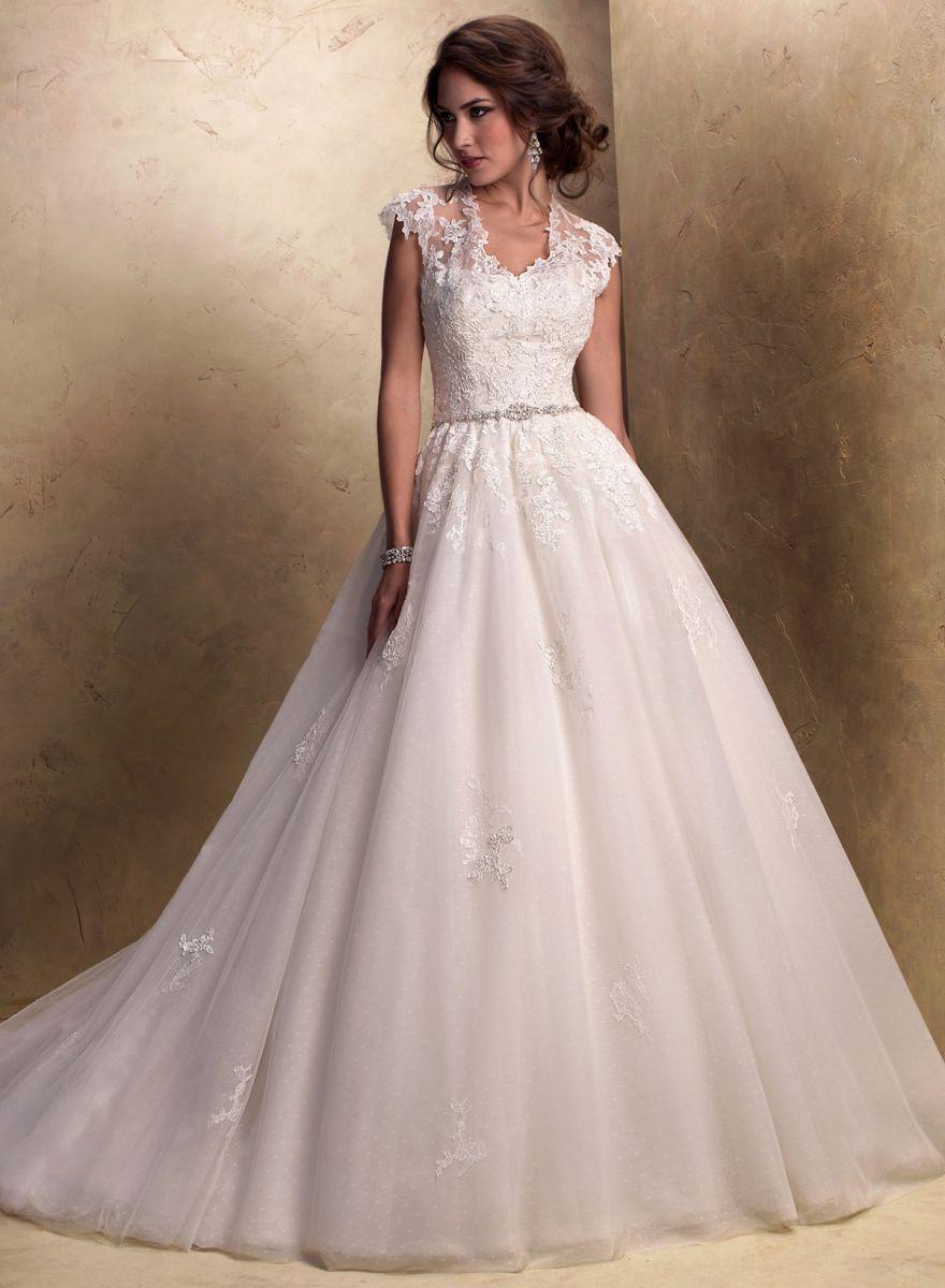 Комментарий: Wedding Saloon :: свадебные платья 2014 пышные - Свадебные платья... Свадебные платья Vera Wang