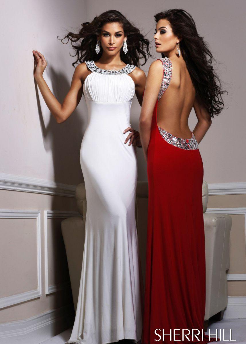 Вечернее платье 1453
