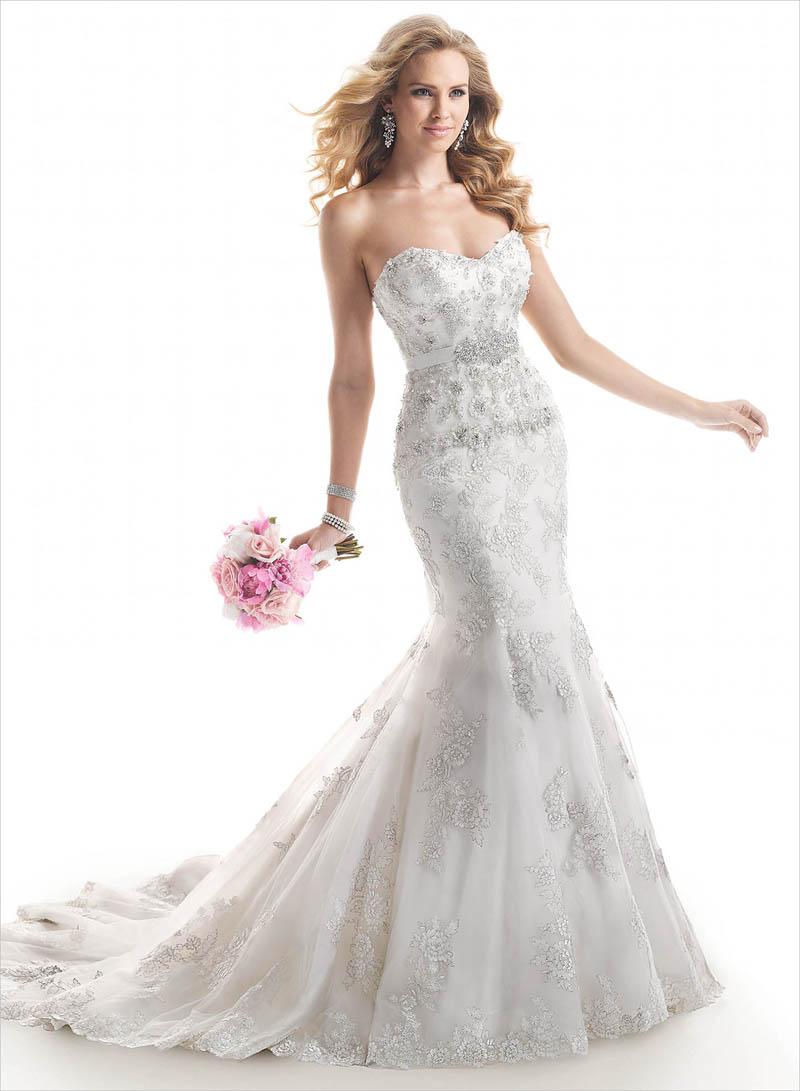 Свадебное платье Ainsley