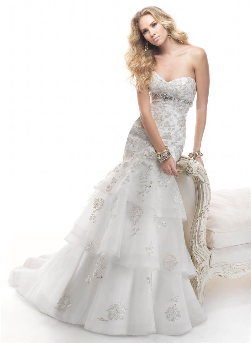 Свадебное платье Nouvelle