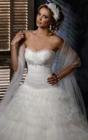Пышное свадебное платье Madelyn.