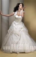 Свадебное платье Кокетка - цена 33000 рублей, Пышное (принцесса), цвет...